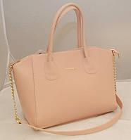 Женская сумка Givenchy, цвет пудра ( розовый ) Живанши, фото 1