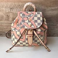 Женский мини рюкзак Louis Vuitton, фото 1