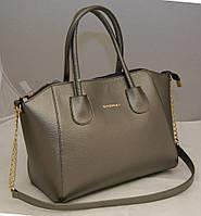 Женская сумка Givenchy, цвет металлик Живанши