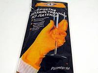 Резиновые перчатки (в уп S2\М4\L4\ХL2) (12 пач)