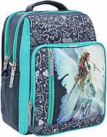 Модный школьный рюкзак для девочек с принтом феи