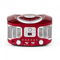 Auna RCD320 ретро CD-плеер FM AUX