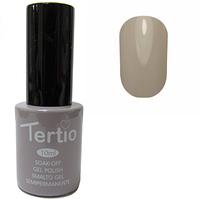 Гель-лак Tertio №034 Светло-серый 10 мл