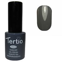 Гель-лак Tertio №036 Темно-серый 10 мл