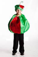 Арбуз карнавальный костюм для мальчика