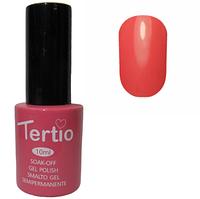 Гель-лак Tertio №041 Лососево-розовый 10 мл