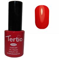 Гель-лак Tertio №044 Нежно-красный 10 мл