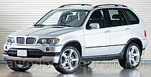 Захист картера двигуна, акпп BMW (БМВ) X5 (E53) 2003-
