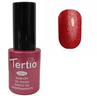 Гель-лак Tertio №051 Розовый с микроблеском 10 мл