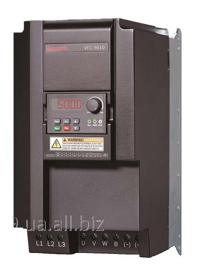 Частотный преобразователь VFC5610 0,37 кВт 1-ф/220 R912005384