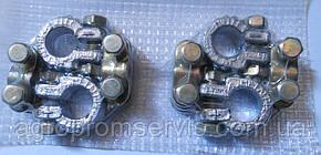 Клемма аккумуляторная (грузовая усиленная) (z 97004), фото 2