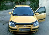 Дефлектор капота VIP TUNING HYUNDAI GETZ с 2005 г.в.