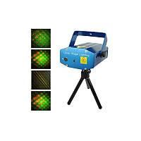 Светомузыка лазер диско YX-09/D09