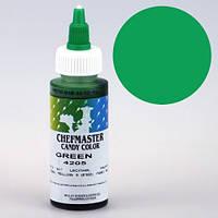 Краситель для шоколада Chefmaster Candy Color, (зеленый).