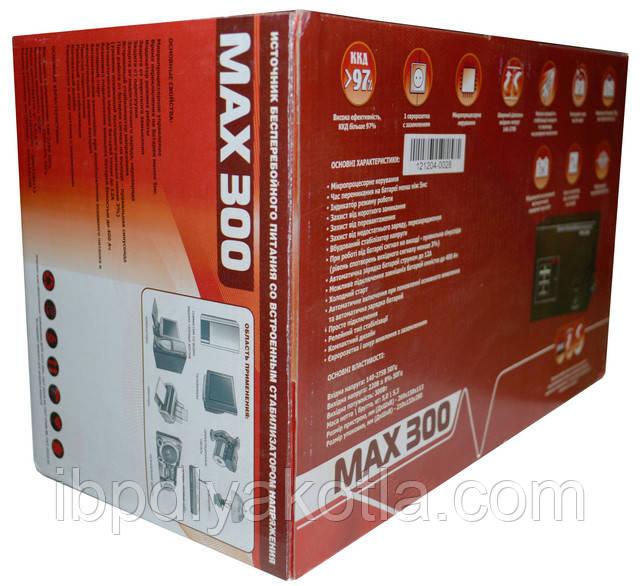 MAX 300