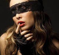 Повязка на глаза / Эротическое белье / Сексуальное белье / Еротична сексуальна білизна, фото 1