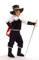 Кот в сапогах карнавальный костюм для мальчика
