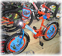 Двухколесный велосипед  АЭРОТАЧКИ 14 дюймов