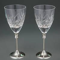 Хрустальные бокалы (8214H-2)
