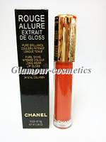 Блески для губ  Chanel - ROUGE ALLURE EXTRAIT DE GLOSS 8g NEW-JC-469