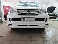 Юбка переднего бампера Lexus GX 460 2010- JAOS (реплика)