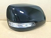 Заменяемые крышки с поворотами Toyota Land Cruiser 200 2007-2011 модель рестайлинг 2012 цвет черный