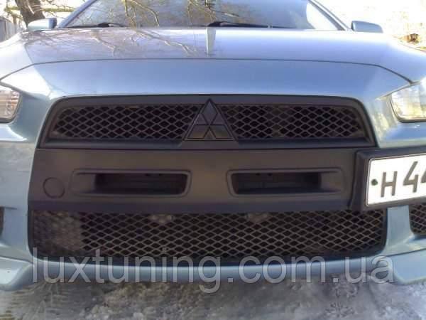 купить Ноздри Evo Mitsubishi Lancer X 2007-2010 вариант 1: в Украине цена.