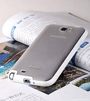 Yoobao 2 in 1 Protect case for Samsung N7100 Galaxy Note II, white (PCSAMN7100-WT)