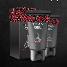 Titan Gel (титан гель) крем для увеличения члена, фото 3