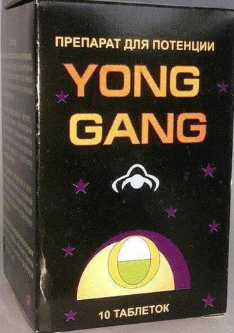 Yong Gang - cтимулятор для потенции (Йонг Ганг), фото 2