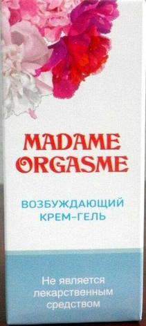 Madam Orgasm - возбуждающий крем-гель (Мадам Оргазм), фото 2