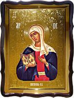 Православная икона на заказ Калужская Пресвятой Богородицы