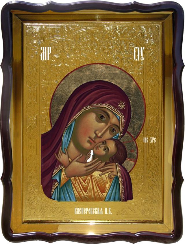 Икона в лавке -  Касперовская Пресвятой Богородицы