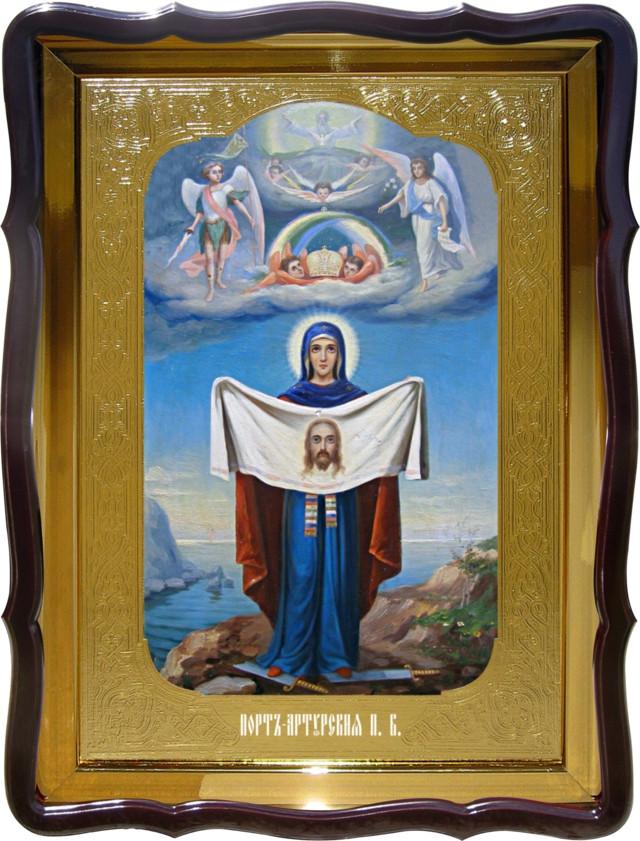 Храмова ікона Порт-Артурская Пресвятої Богородиці