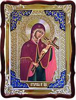 Икона в лавке -  Ахтырская Пресвятой Богородицы