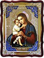 Икона в лавке -  Взыскание погибших Пресвятой Богородицы