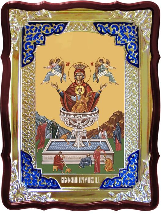 Икона в лавке -  Живоносный источник