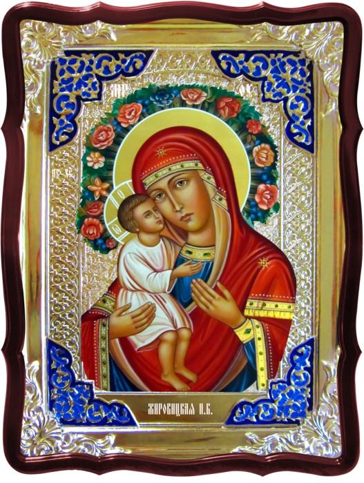 Икона в лавке -  Жировицкая Пресвятой Богородицы