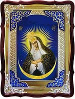 Храмовая икона Остробрамская Пресвятой Богородицы