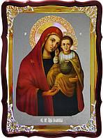 Храмовая икона Боянская Пресвятой Богородицы