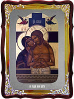 Икона Божией Матери -  Не рыдай мене мати