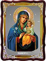 Православная икона на заказ Неувядаемый цвет Пресвятой Богородицы