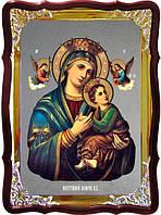 Храмовая икона Неустанной помочи Пресвятой Богородицы
