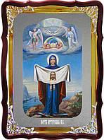 Икона в лавке -  Порт-Артурская Пресвятой Богородицы