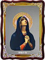 Православная икона на заказ Плачущая Пресвятой Богородицы