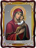 Православная икона на заказ Святогорская Пресвятой Богородицы