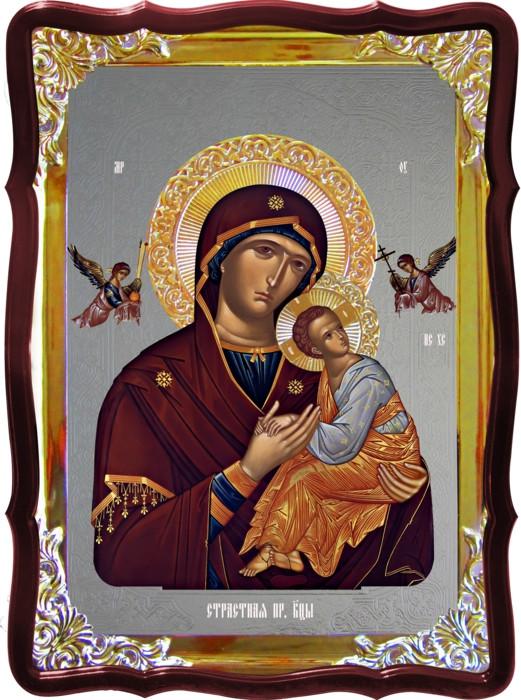 Ікона в крамниці - Пристрасна Пресвятої Богородиці 80х60