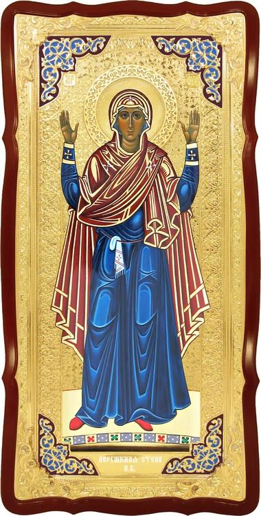 Ікона в інтернет магазині Нерушима стіна Пресвятої Богородиці