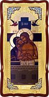 Православная икона Божией Матери Не рыдай мене мати