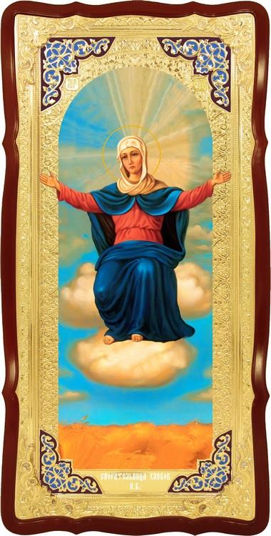 Икона в лавке -  Спорительница хлебов Пресвятой Богородицы